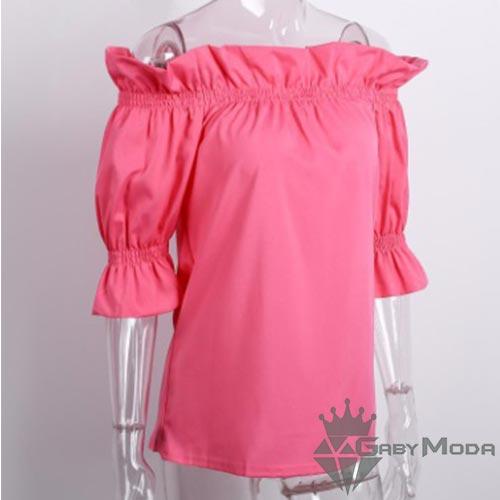 Дамски блузи 56