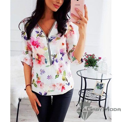 Дамски блузи 100