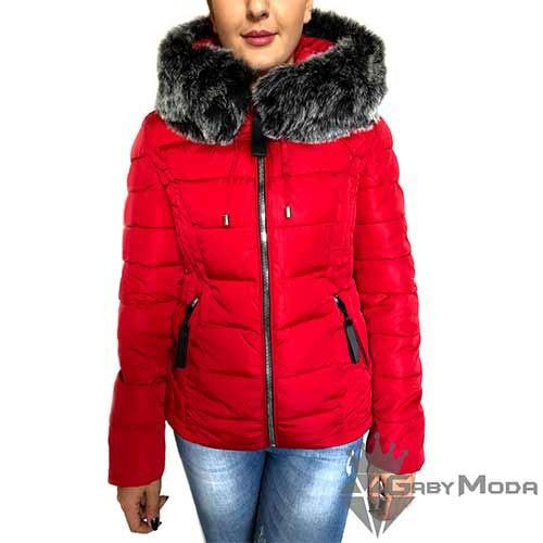 Дамски зимни якета 12
