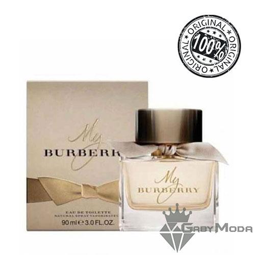 Дамски маркови парфюми Burberry My Burberry EDT – тоалетна вода за жени 14