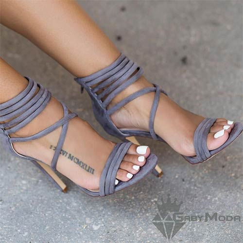 Дамски сандали 15