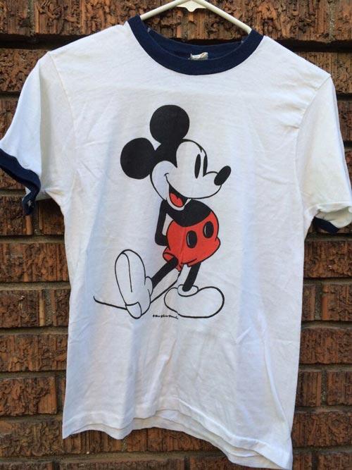 Дамски тениски Mickey Mouse
