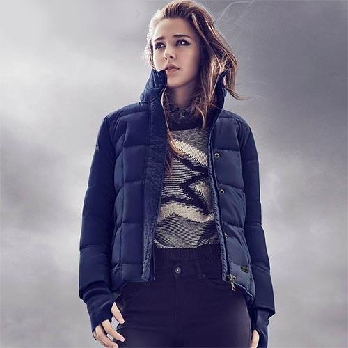 Дамски якета с твърда обвивка