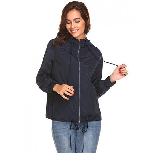 Дамски якета с мека обвивка
