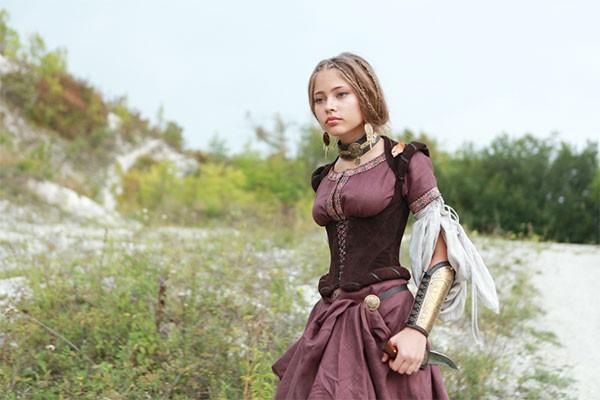 Дамски елеци от Средновековието