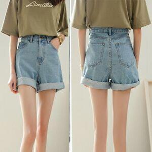 Дамски къси панталони за широко дупе