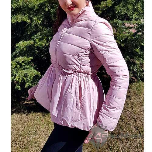 Дамски разкроени якета