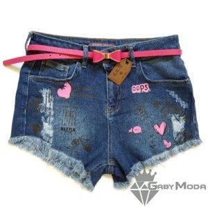 Дамски къси панталони 36