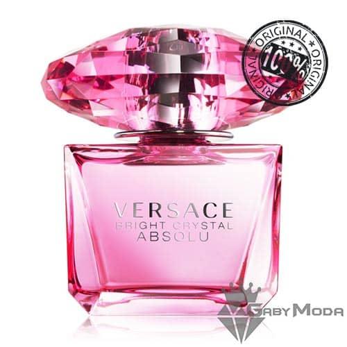 Дамски маркови парфюми Versace Bright Crystal Absolu EDP - парфюмна вода за жени без опаковка 296