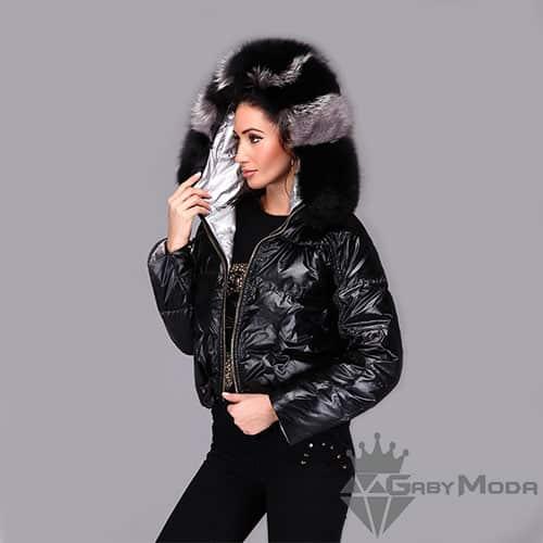Дамски зимни якета 46
