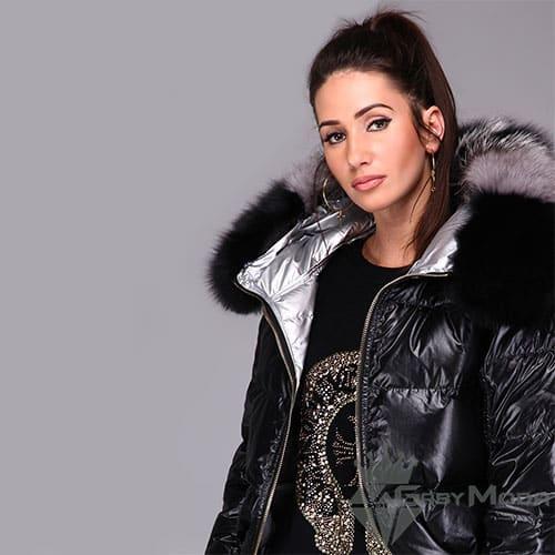 Дамски зимни якета 47