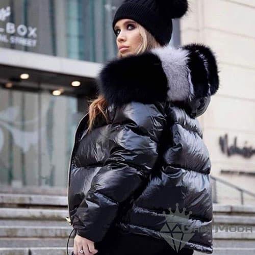 Дамски зимни якета 50