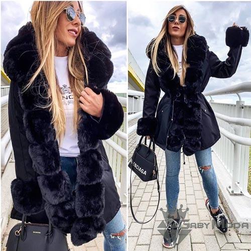 Дамски зимни якета 56