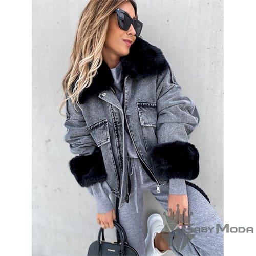 Дамски зимни якета 85