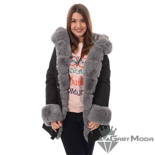Дамски зимни якета 92