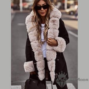 Дамски зимни якета 95